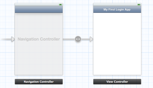 xcode storyboard view controller with navigation